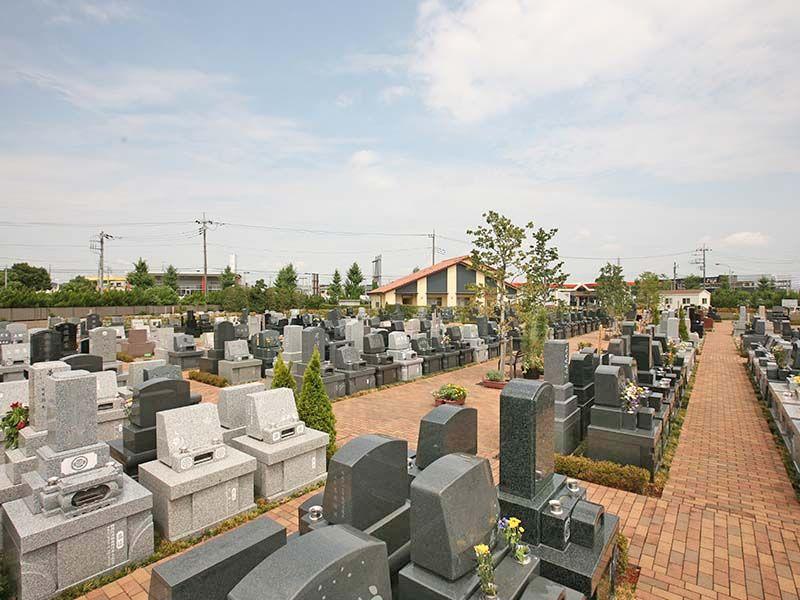 公園墓地 彩の恵 ゆとり区画