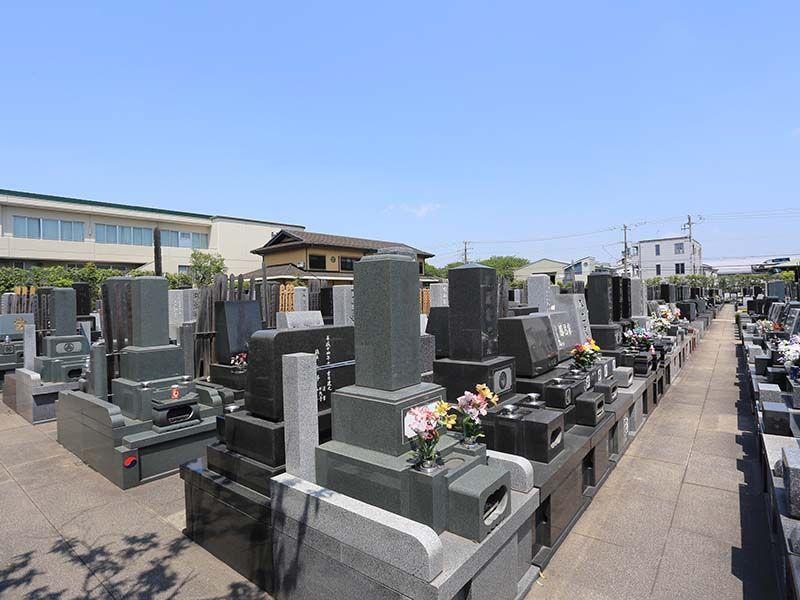 大師の杜墓苑 和型・洋型墓石