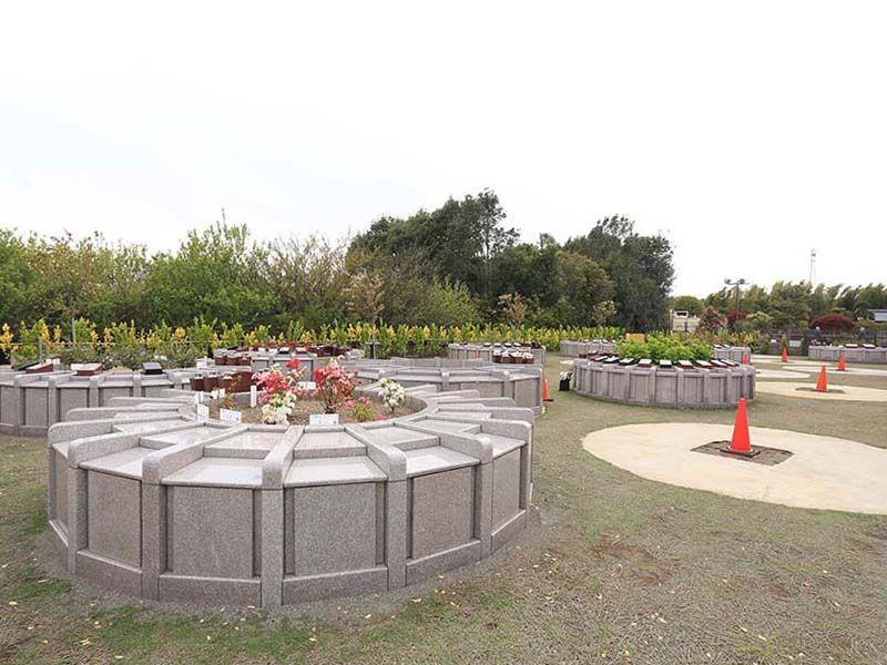 日本庭園陵墓 紅葉亭 樹木葬 天桜(サクラ)の区 1代契約個別供養墓