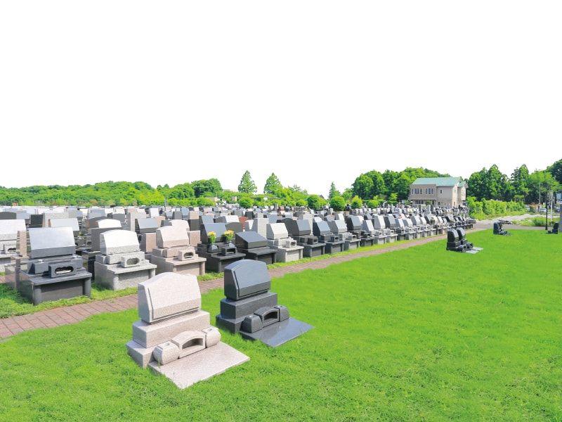 南大沢バードヒルズの墓域