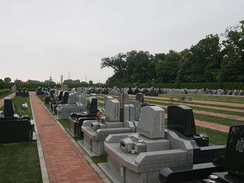 南川越霊園 グリーンガーデン墓所