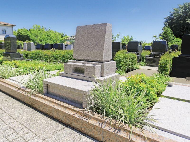 海老名フォーシーズンメモリアル 緑に囲まれた墓域