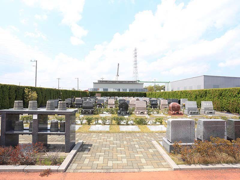 メモリアル越谷 憩いの郷 芝生墓所