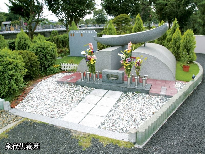 蓮田霊園利休メモリアルパークの永代供養墓