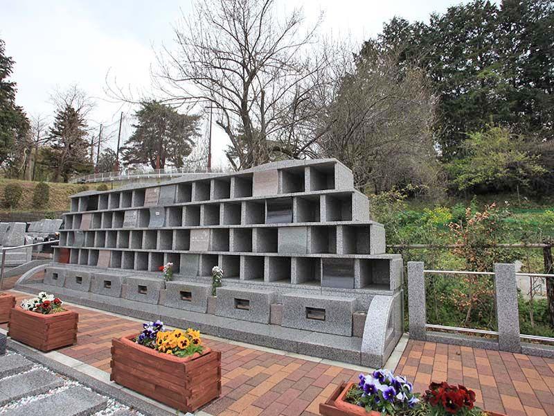 武蔵岡霊園 永代供養墓「レガーメ(絆)」ロッカー型期限付き