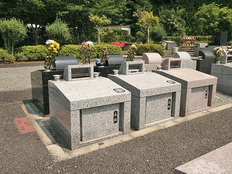 三浦霊園 納骨スペース