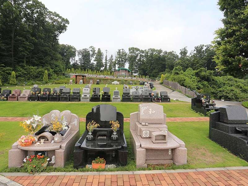 メモリアルパーククラウド御殿山 ゆとり付墓所
