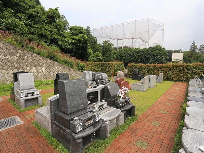 メモリアルパーククラウド御殿山 ガーデニング墓所