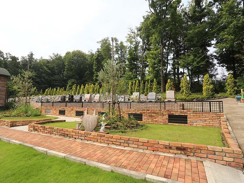 メモリアルパーククラウド御殿山 樹木葬「オリーブの丘」