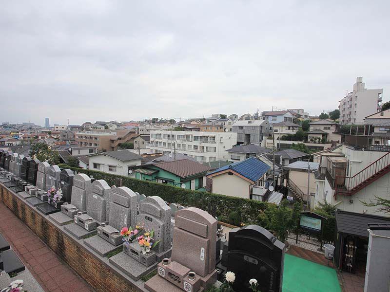 横浜中央霊園 閑静な都市型高級霊園