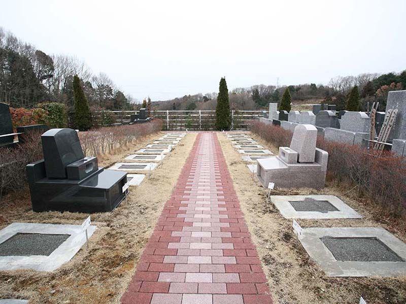 サンメモリアル東京 ゆとりのある墓域