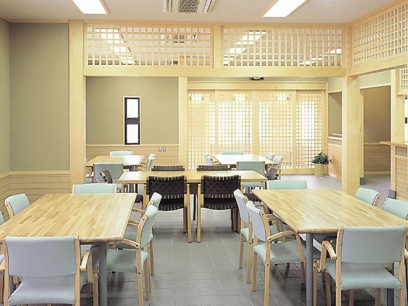 みたまやすらぎの里 稲足神社霊園 休憩スペース