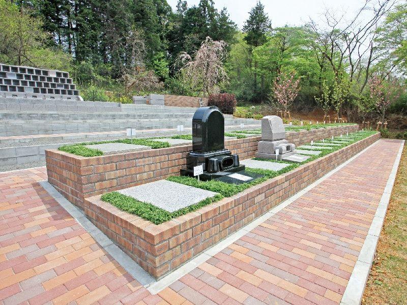 武蔵岡霊園 すみれ区