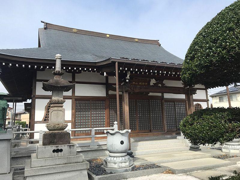 櫻墓苑 法要施設