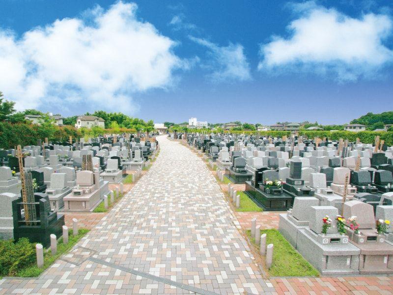 むさしの聖地 永久の郷 中央メイン参道