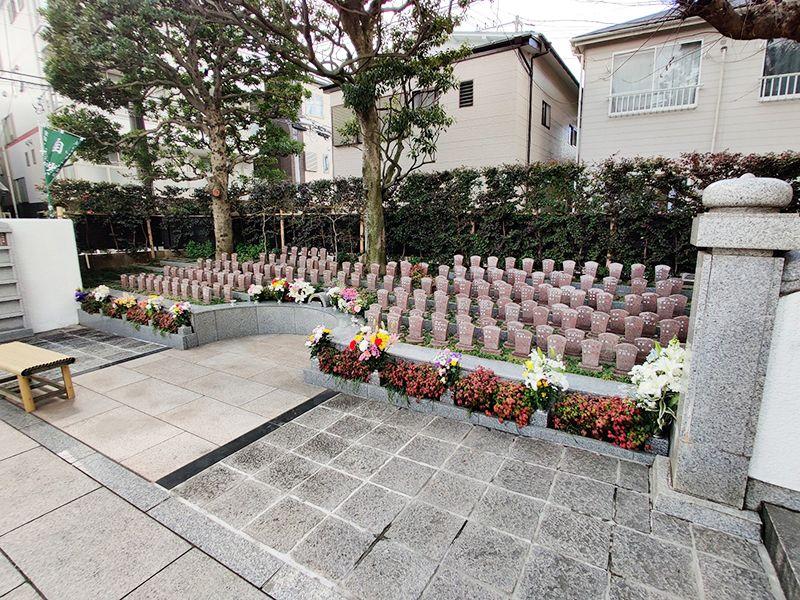 聖徳寺 しらはた浄苑 永代供養墓・樹木葬 永代供養付き自然葬「樹木墓」