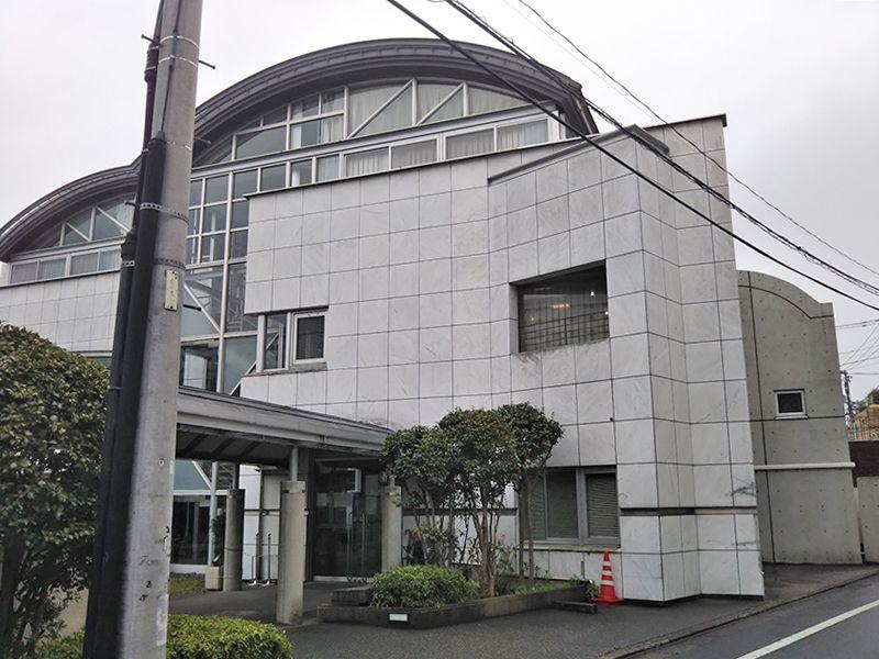 東京カテドラル納骨堂 高輪分室(クリプト高輪) 納骨堂外観