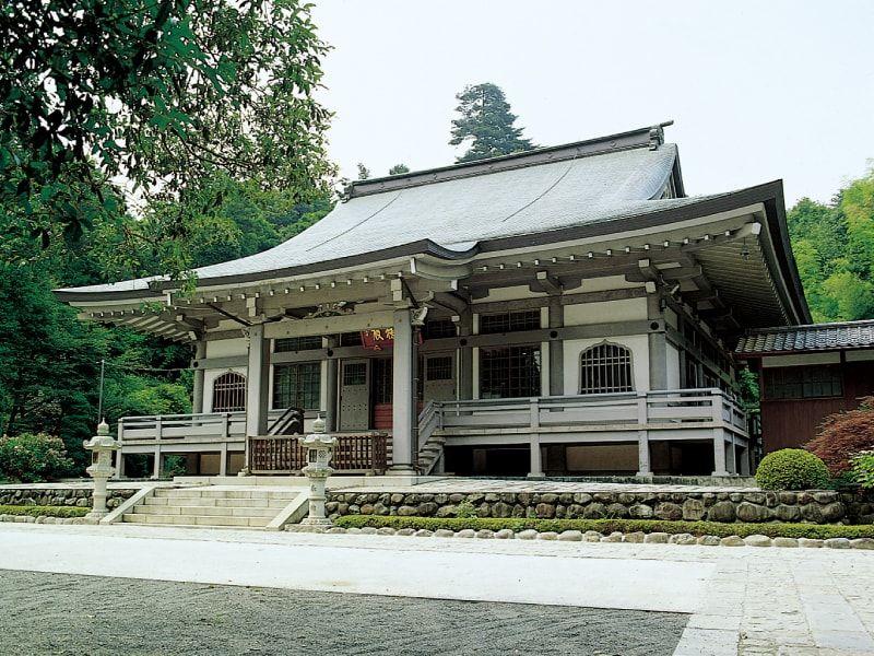 大泉寺 本堂