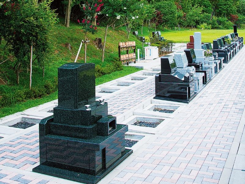東京多摩霊園 緑豊かで自然を楽しめる墓域