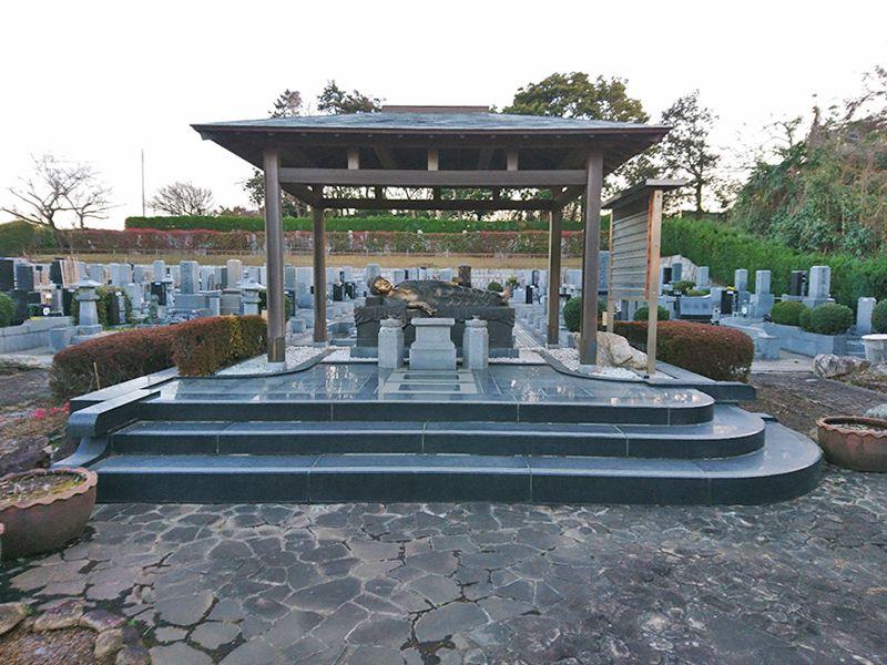 茅ヶ崎公園墓地 羨望のよい明るい空間
