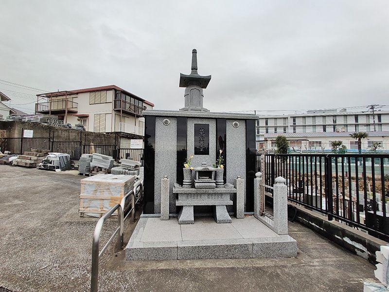 萬霊堂 永代供養墓
