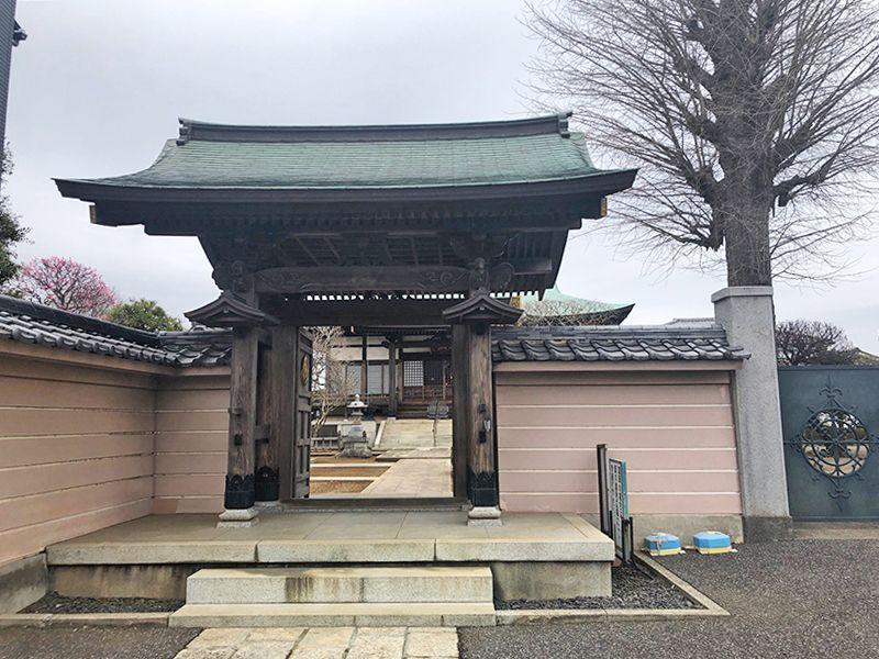 長妙寺霊園