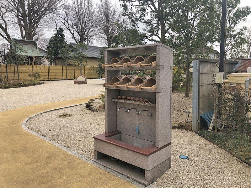 円光院 やすらぎの杜 水道設備