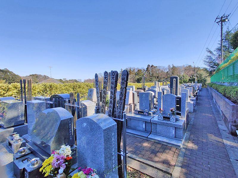 横浜セントヒル霊園 一般墓