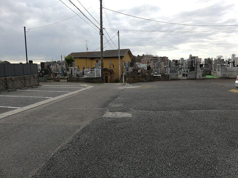 メモリアルパーク新松戸聖地