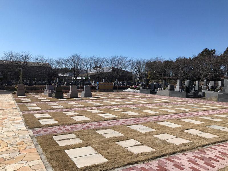 八千代島田台霊園 陽当たり抜群のお墓