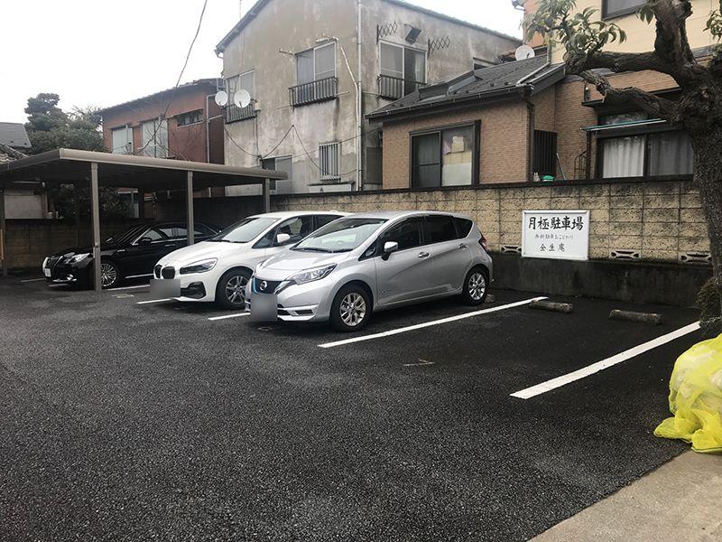 全生庵 観音霊苑 (納骨堂) バリアフリー設計の駐車場
