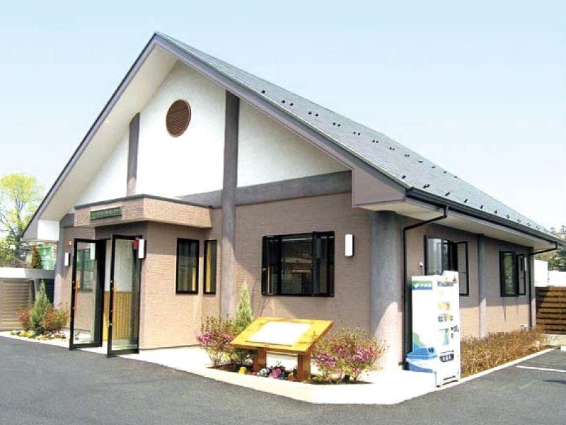 メモリアルパーク川口山王の管理事務所