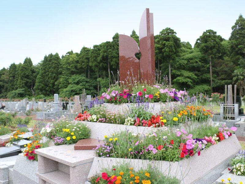 千葉中央霊園 ガーデニング型樹木葬「フラワージュ」