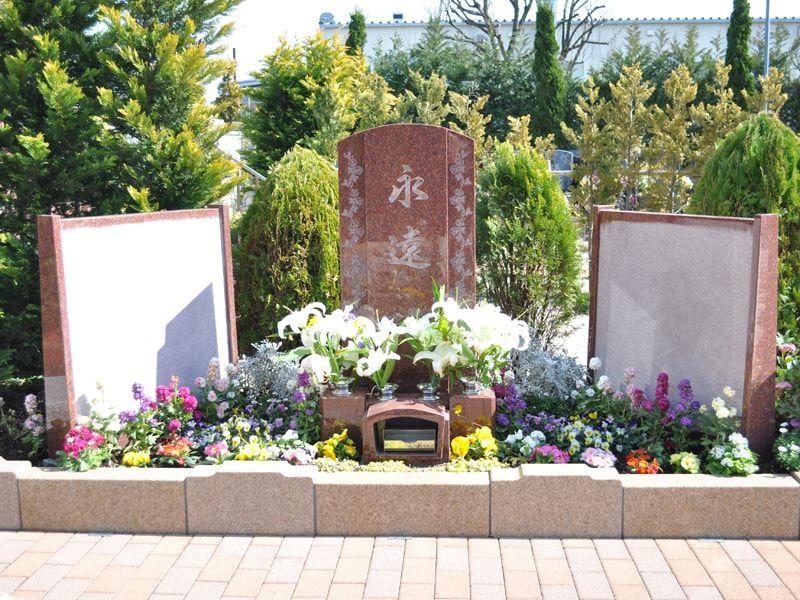 フラワーメモリアル国立府中 プレミアム樹木葬「フラワージュ」