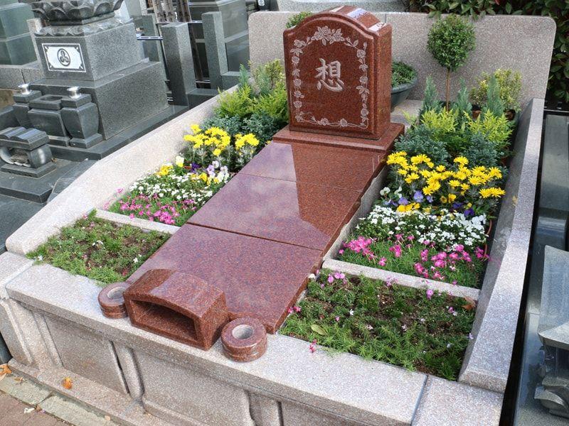 所沢狭山ヶ丘霊園 フラワージュ①