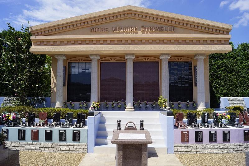 美原東ロイヤルメモリアルパーク 永代供養墓「メモワール神殿」