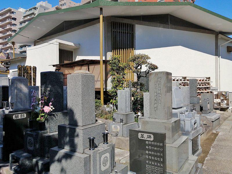 本駒込皓映樹木葬墓地