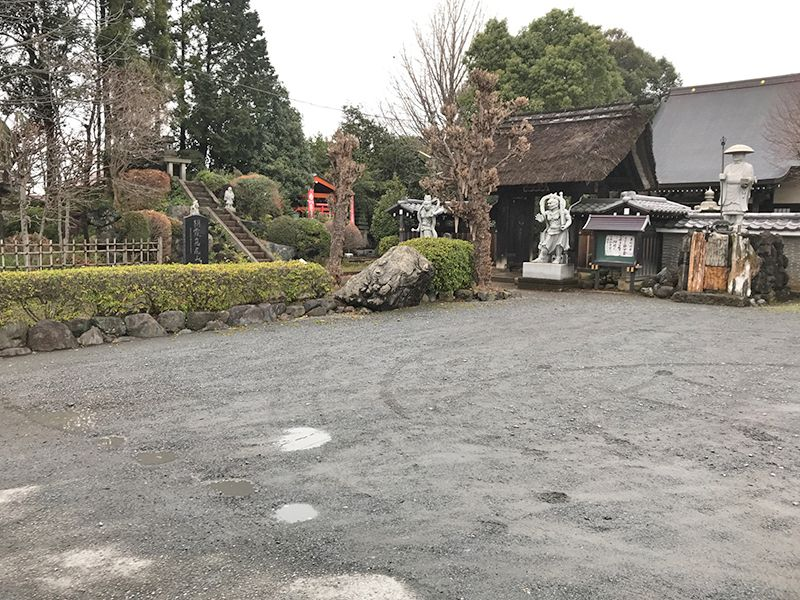 朝霞樹木葬墓地 広い敷地