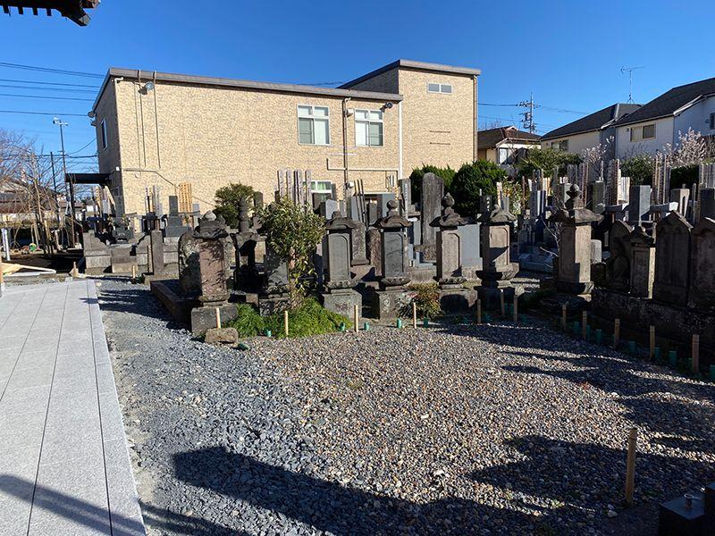 足立メモリアルガーデン 一般墓所