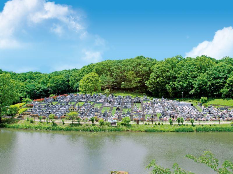 森林湖畔霊苑 自然に囲まれた霊苑
