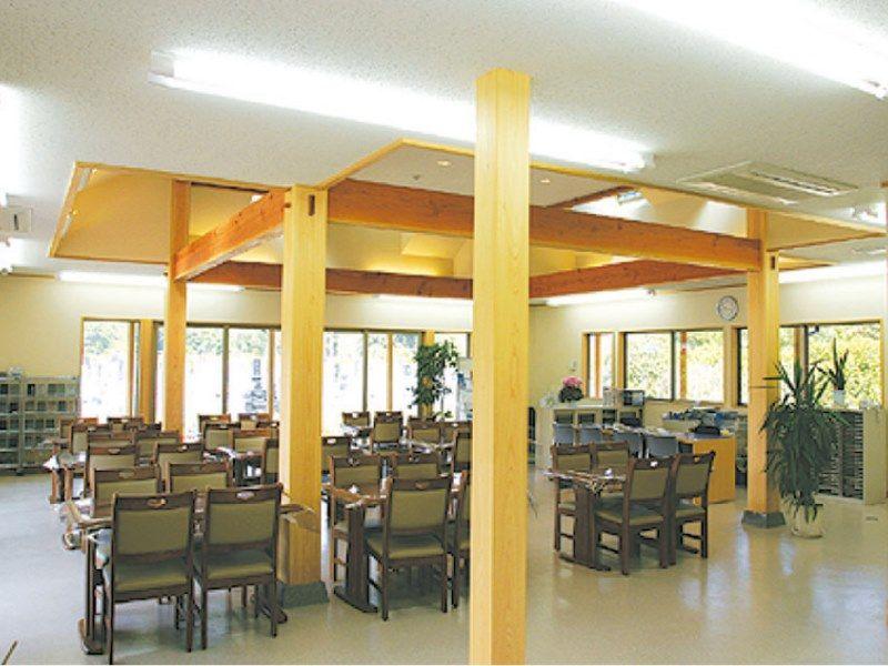 船橋森林霊園 休憩スペース