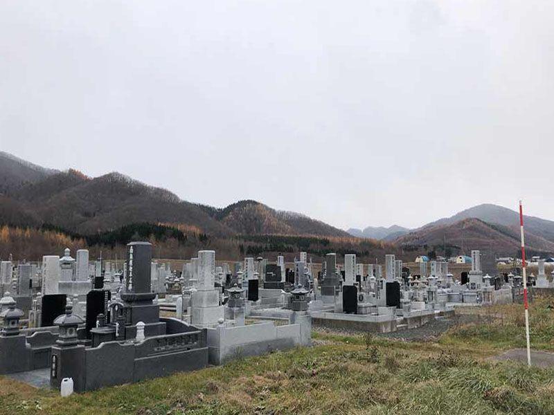 湧別町営 南兵村墓地