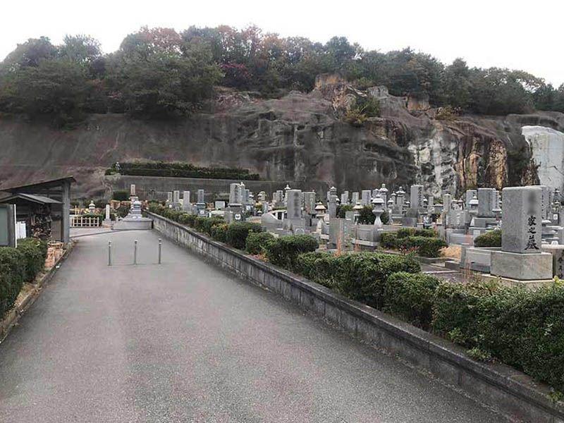由加蓮台寺霊園