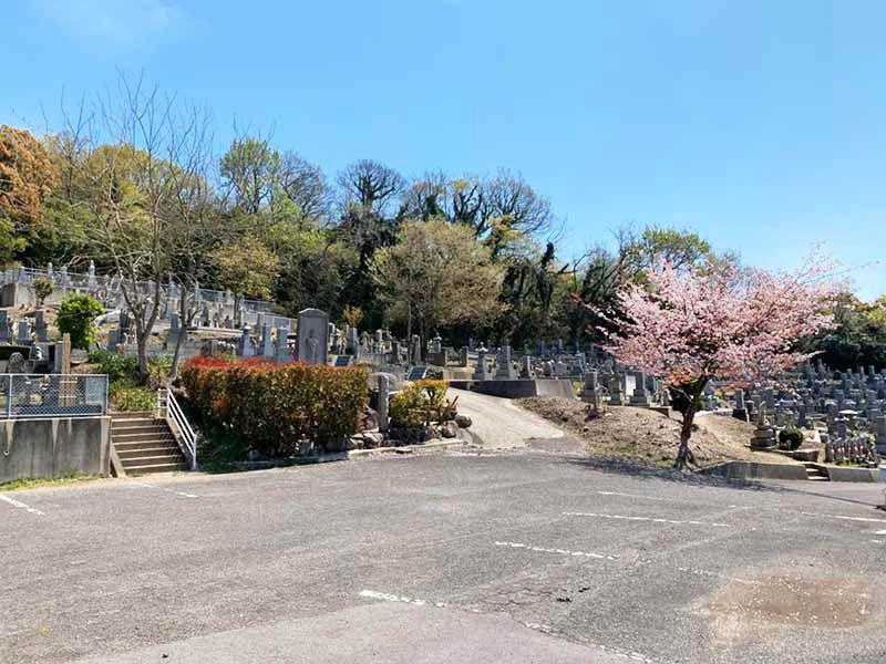 高松市営松井谷墓地