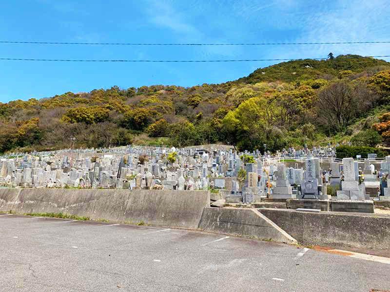 高松市営北村共同墓地