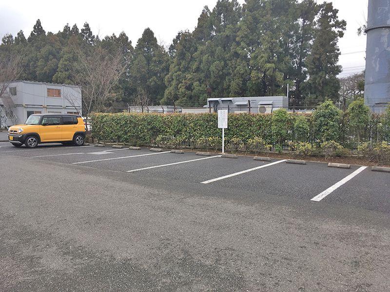 南大沢バードヒルズ 駐車場