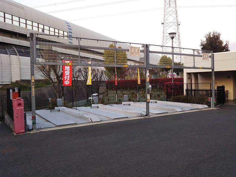 川口光輪メモリアル 永代供養墓「光」 専用駐車場完備