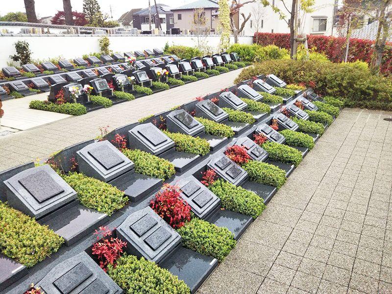 まどかの杜永代供養墓 選べる永代供養墓タイプ