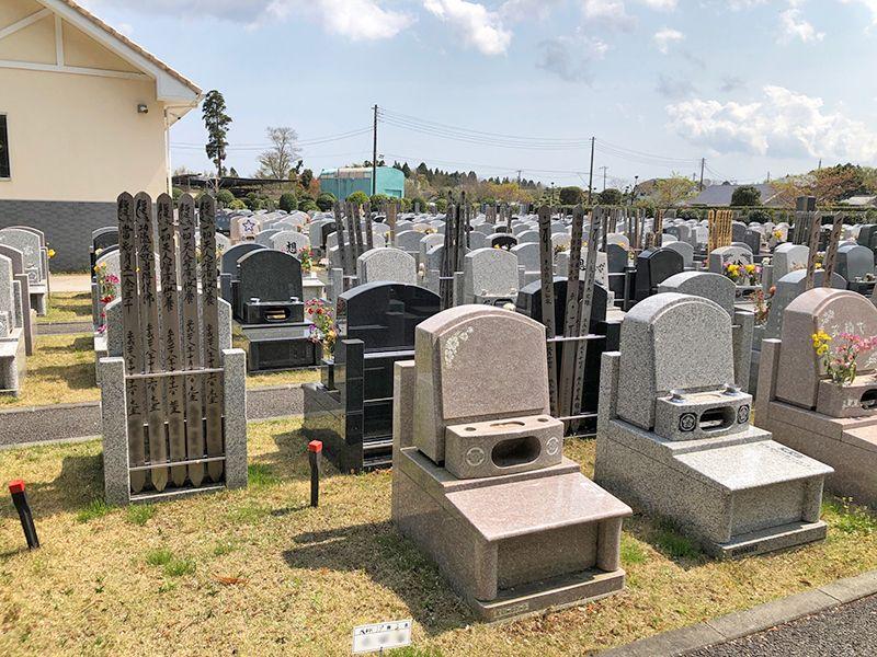 香華院第2千葉東霊苑 洋型墓石