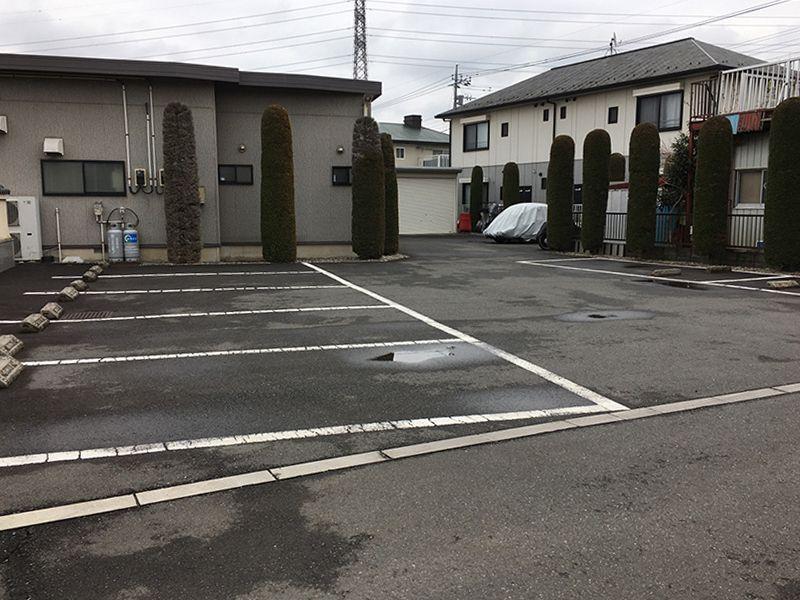 やすらぎ永久の碑 駐車場を完備
